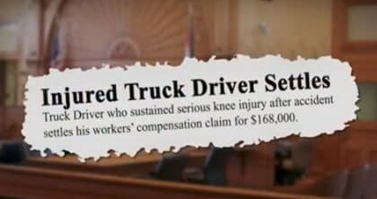 Screenshot of Workers Comp Commercial